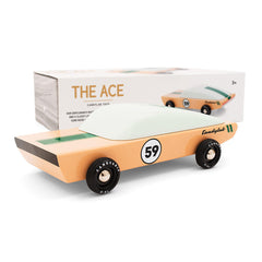 Wooden Car - The Ace
