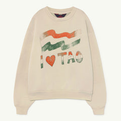 Bear Kids Sweatshirt - Flag