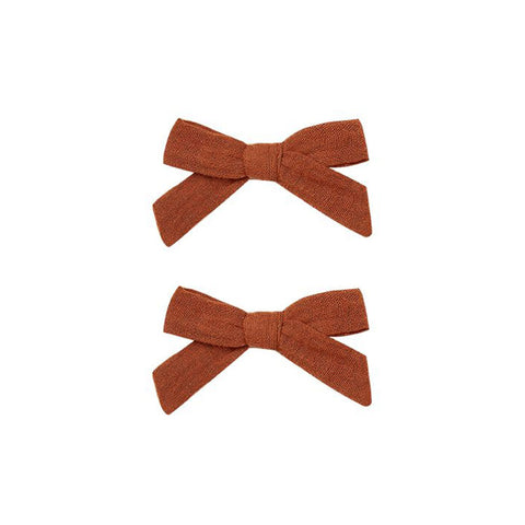Bow with clip set of 2