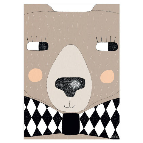 Unframed Print - Big Bear