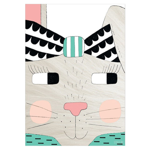 Unframed Print - Big Rabbit