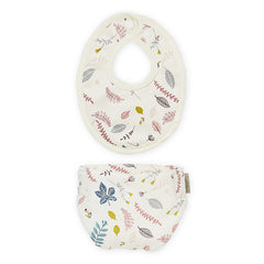 Doll's Bib & Diaper