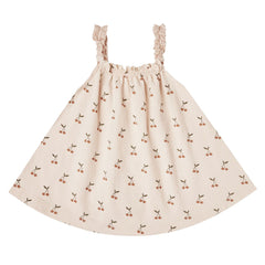 Baby Swing Top - Cherries