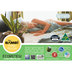 Eco Renew Corn Fibre Pillow