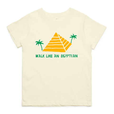 Adults Egypt Tee - Walk Like An Egyptian