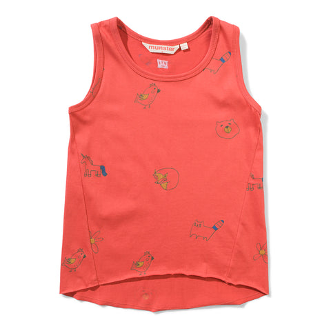 Fan Club Tank Top