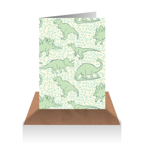 Dinosaurs Gift Card