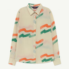 Marmot Kids Shirt - Flag