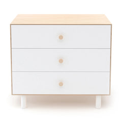 Merlin 3 Drawer Dresser - Fawn