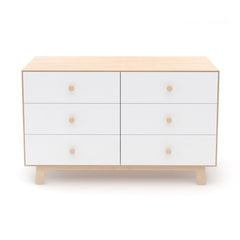 Merlin 6 Drawer Dresser - Sparrow