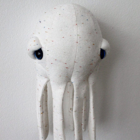 The Albino Octopus - Mini