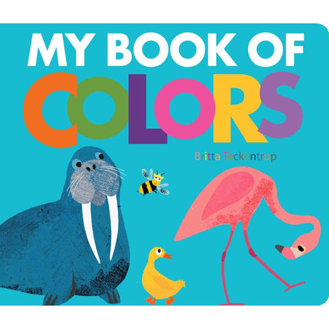 My Book Of Colours