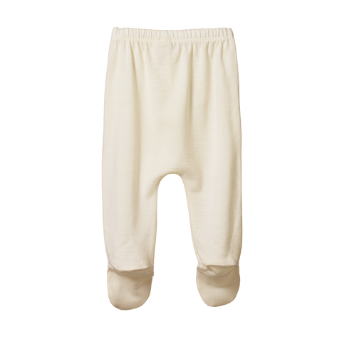 Merino Essential Footed Pant