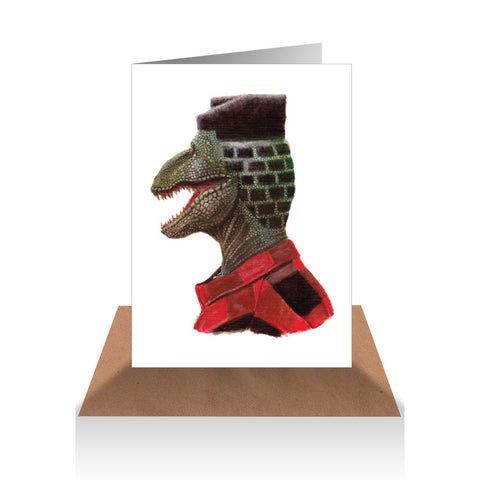 Dino Bricks Cut Gift Card