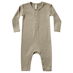 Ribbed Baby Jumpsuit