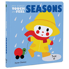 My First Touch & Feel - Seasons