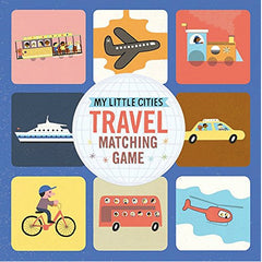 My Little Cities Travel Matching Game