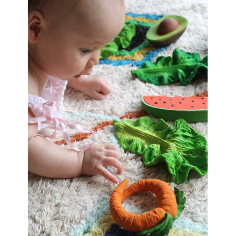 Teether - Cathy The Carrot