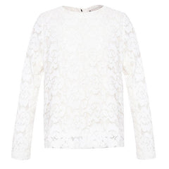 Clemence Lace Blouse
