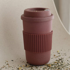 Bamboo Takeaway Coffee Mug