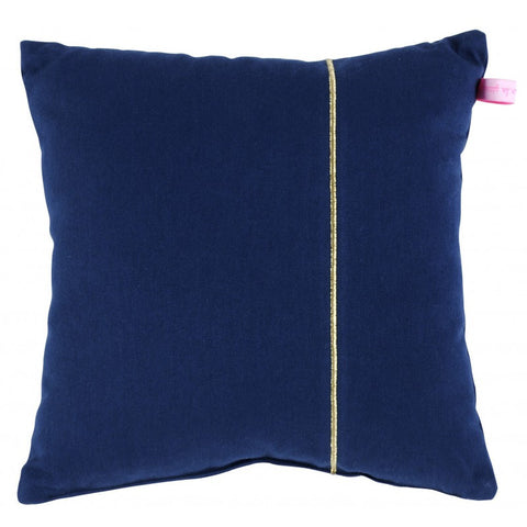 Cushion 50x50 - Gold Emb.Stripe