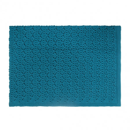 Dentelle Knit Blanket