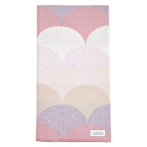 Memphis Cotton Double Sided Large Scallop