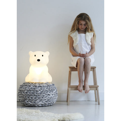 Nanuk - Polar Bear Lamp