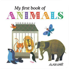 My First Book Of Animals
