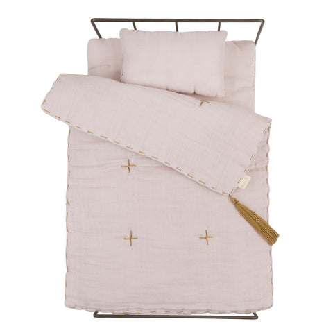 Doll Metal Bed Set - Small