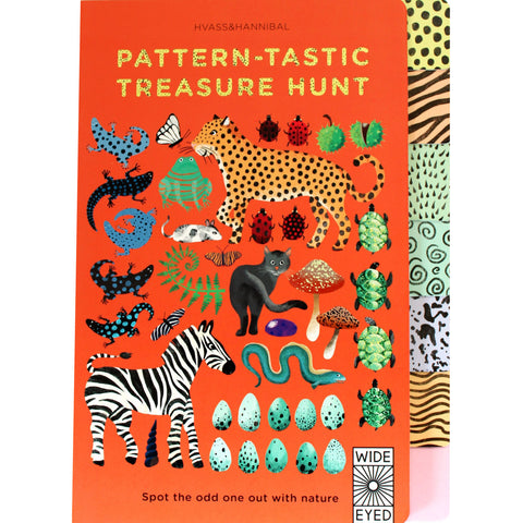 Pattern-tastic Treasure Hunt