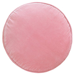 Cushion - Velvet Penny Round