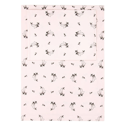 Cot Bed Set - Fawn