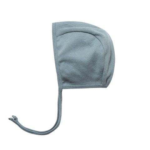 Ribbed Baby Bonnet