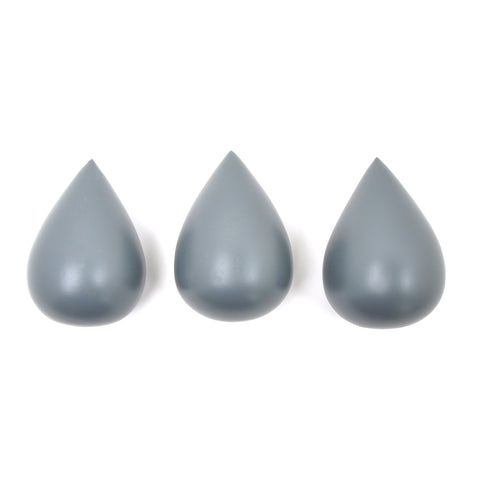 Set of 3 Raindrop Hooks