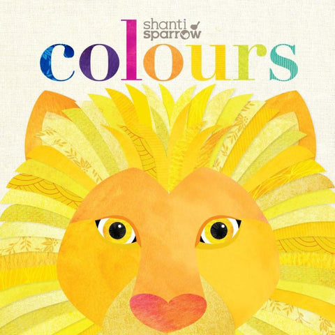 Shanti Sparrow: Colours