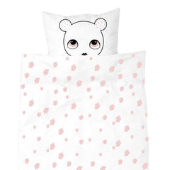 Duvet Cot Set - Sleepy Bunty