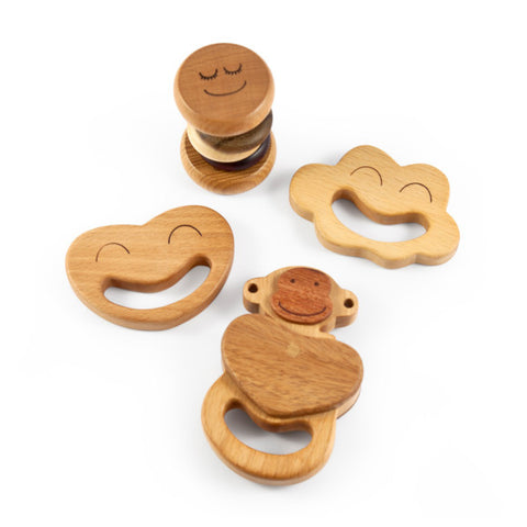 Rattle & Teether Set