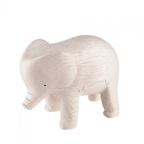 Polepole Wooden Animal - Elephant