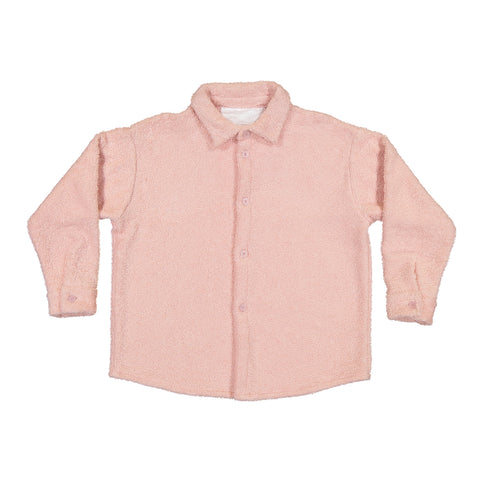 Della Catessan Terry Shirt/Jacket
