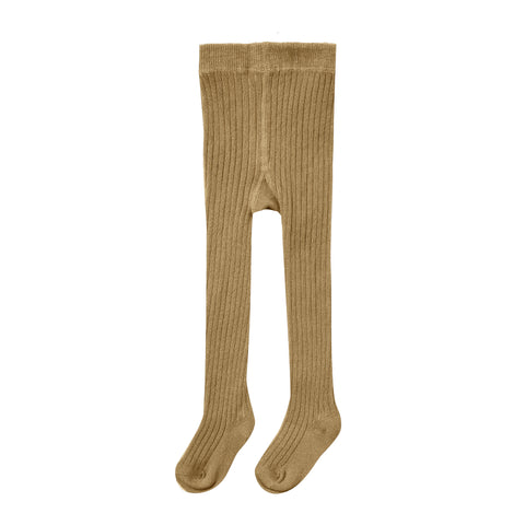 Rib Knit Tights
