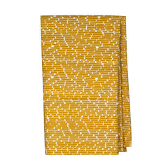Single Fitted Sheet - Yellow Flags