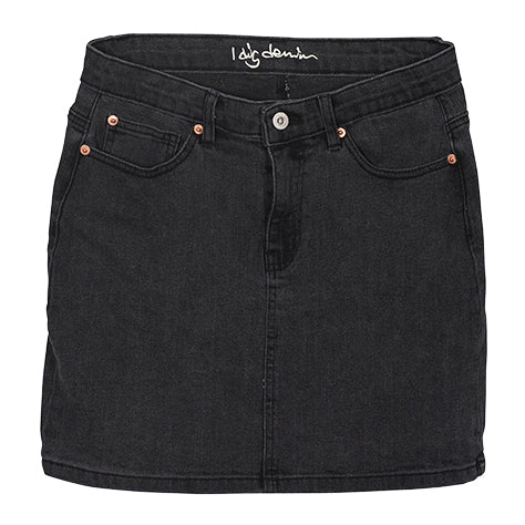 Womens Livy Denim Skirt