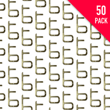 Load image into Gallery viewer, 50x ZeroHook B (Brass) Multi-pack