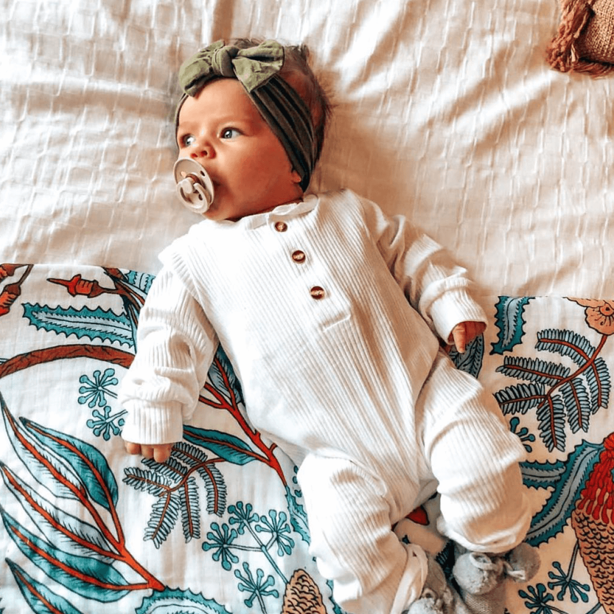 Swaddle - Wattle and Gum