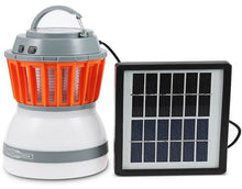 Load image into Gallery viewer, 2-in-1 Portable LED Camping Solar light Mosquito
