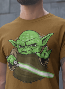 Pocket Yoda T-shirt