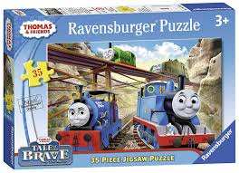 Ravenburger Thomas And Friends 35 pc