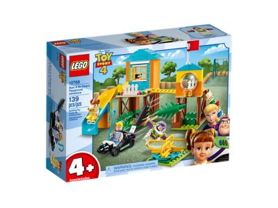 Lego Buzz and Bo Peep's Playground Adventure 10768