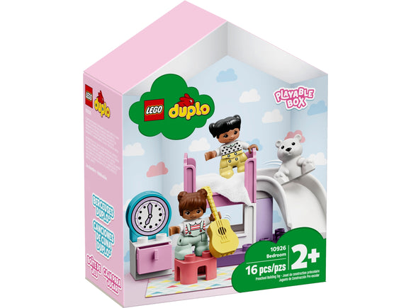 Lego Duplo Bedroom 10926